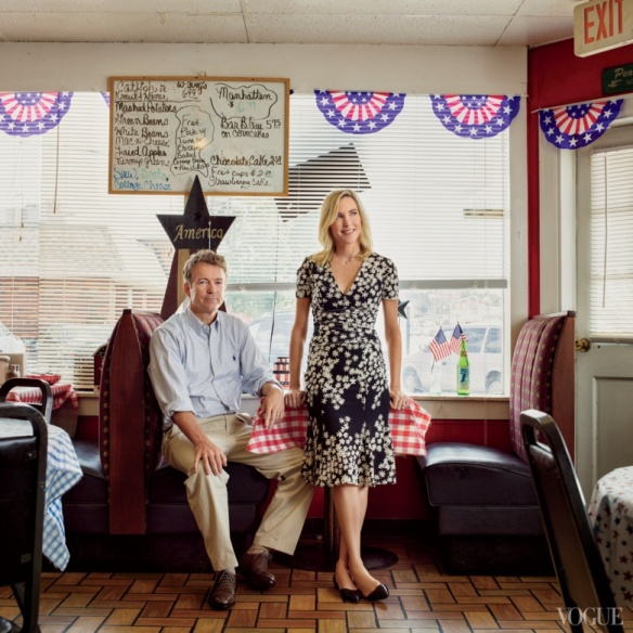 rand paul and wife sept 2013