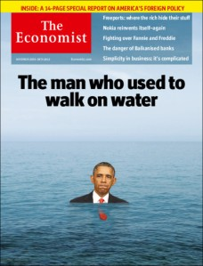 obama - economist cover