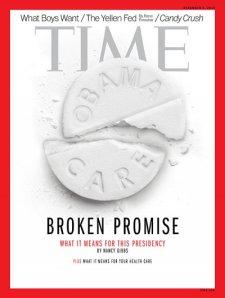 obama - time cover