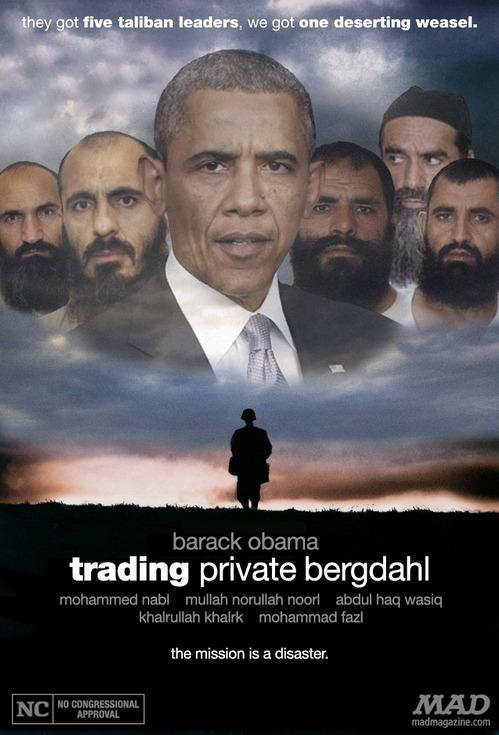 obama mad magazine