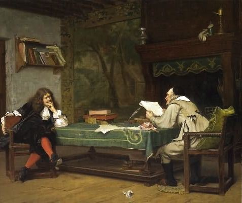 debate format jean-leon-gerome-a-collaboration-corneille-and-moliere