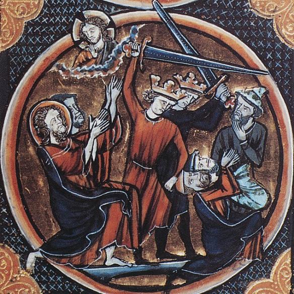 anti semitism mediaeval