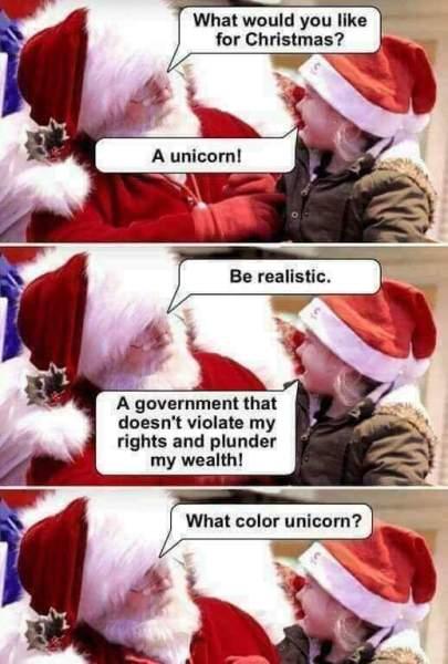 Santa-Unicorn